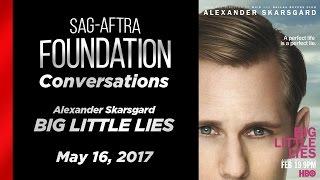 Conversations with Alexander Skarsgard of BIG LITTLE LIES