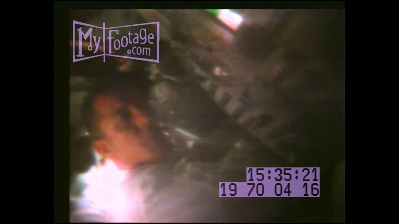 April 1970 NASA Apollo 13 Space Mission
