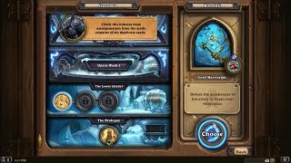 Hearthstone: Defeat Lord Marrowgar in 3 minutes Free To Play
