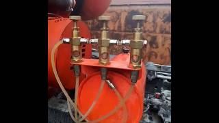 видео Насос  КО-503  вакуумный на ассенизатор КО-503