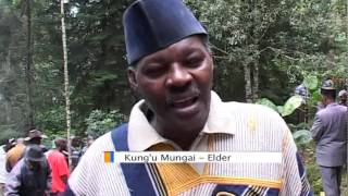 Kikuyu Council Of Elders Open Shrine