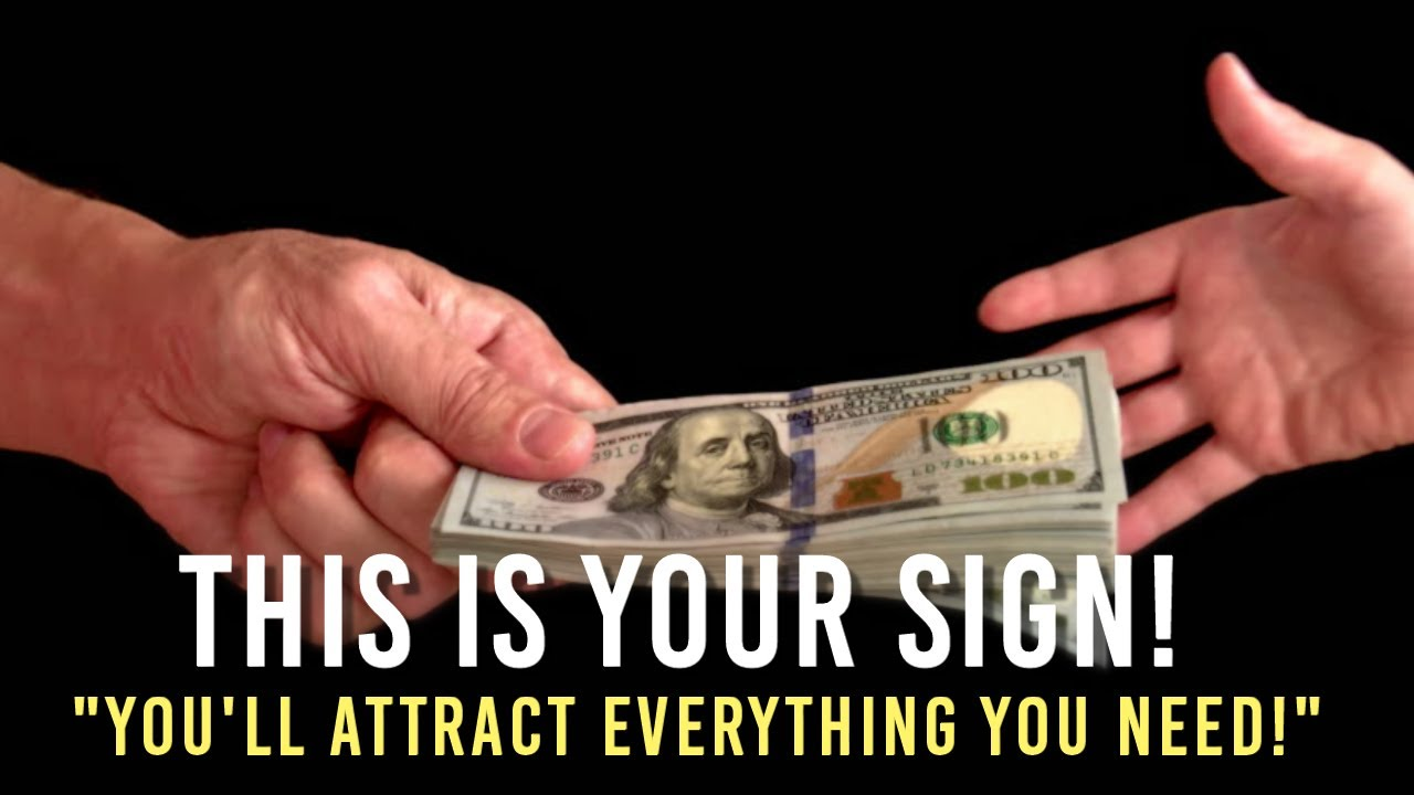 """""""You'll Attract EVERYTHING That You NEED 