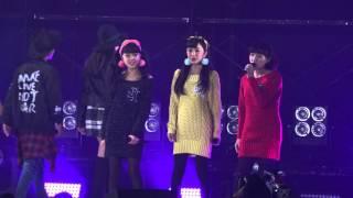 2015年11月01日 日本女子博覧会@大阪・インテックス大阪 カバー曲 Diamo...