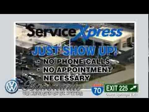 Bommarito VW Service Xpress