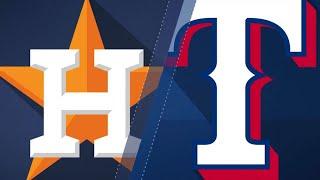 Gurriel's bat, key balk lift Astros to sweep: 6/10/18