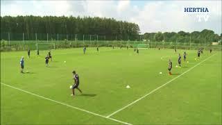 7er Passübung Hertha BSC