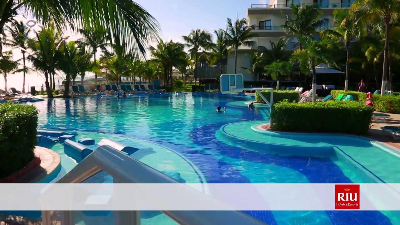 riu caribe cancun beaches pools signaturevacations. Black Bedroom Furniture Sets. Home Design Ideas