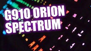 Logitech G910 Orion Spectrum Review
