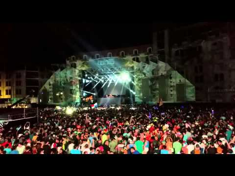 The Day After Festival Panama 2015 Martin Garrix