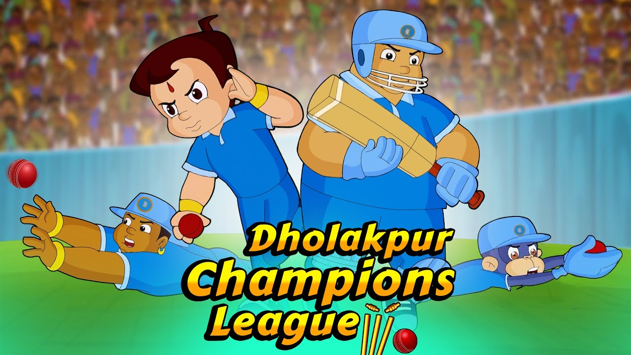 Chhota Bheem - Dholakpur Champions League | IPL Season Special | Fun Kids Videos
