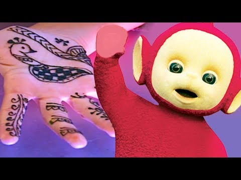 Thumbnail: Teletubbies | Hand Painting | 175 | Cartoons for Children