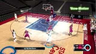 NBA 2K12: How to throw and do an alley-oop on Xbox 360/PS3/PC & In My Player