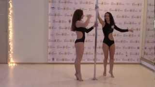 Pole Sport + Rhythmic Gimnastics