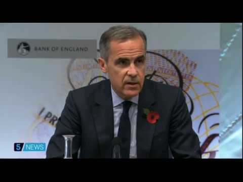 Bank of England raises interest rates for first time in 10 years