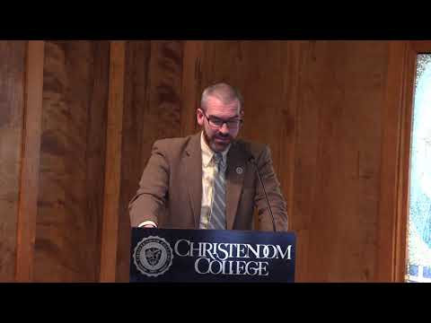 Newman, Anglo-Catholicism, and the Anglican Patrimony | Dr. Christopher Lane | Christendom College