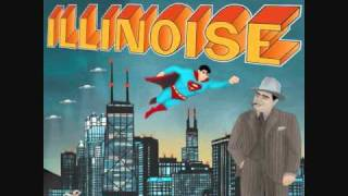 Song of the Day 11-6-10: Prairie Fire That Wanders About by Sufjan Stevens