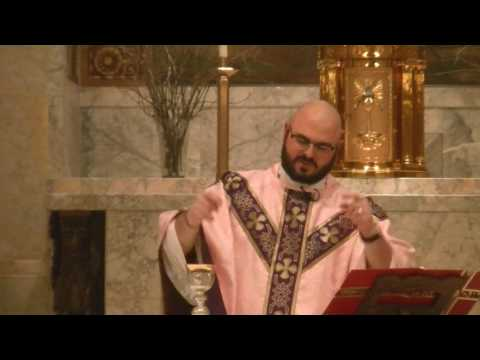 This is what makes us Catholic  Teaching Mass