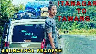 Itanagar To Tawang | Travelling Vlog | Arunachal Pradesh Day-05