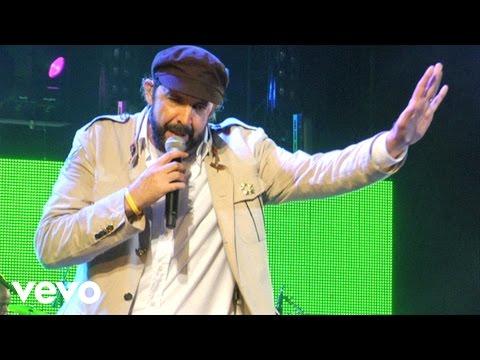 Juan Luis Guerra - La Guagua (Live)