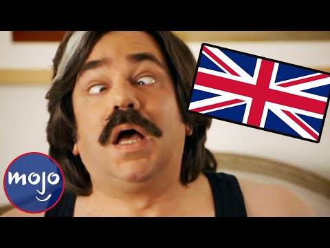 Top 10 TV Shows That Are So British It HURTS