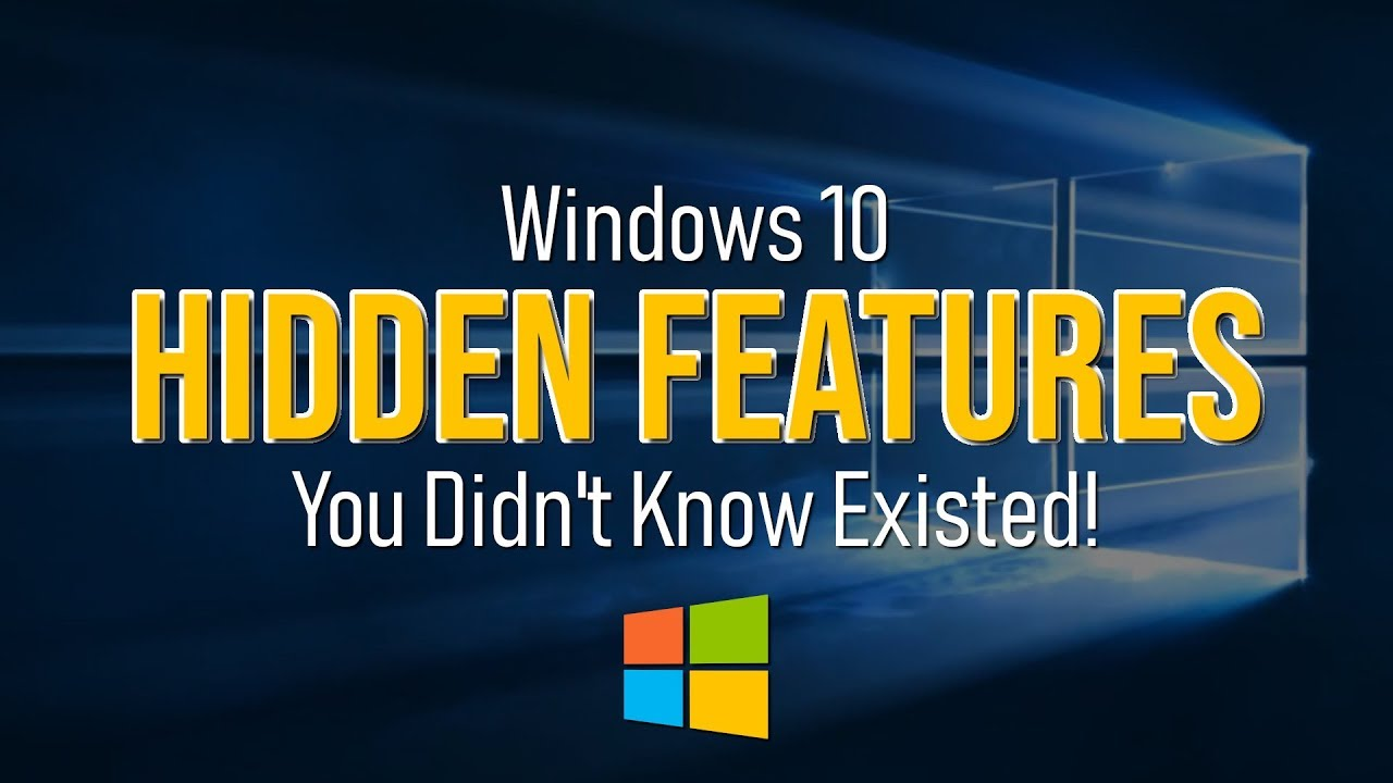 Các Tính Năng Ẩn Hàng Đầu Có Trên Windows 10 Mà Bạn Chưa Biết - VERA STAR