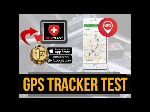 GPS Tracker Mini Test Review 2019! Incl. App in English
