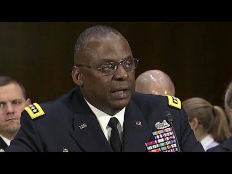 U.S. General reveals failure in Syria plan