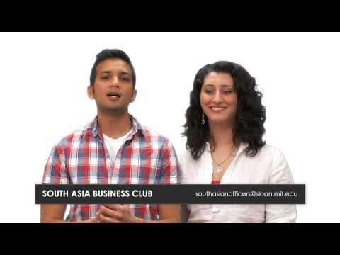 MIT Sloan South Asia Business Club