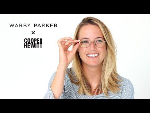 b7d668f01f3 Warby Parker x Cooper Hewitt