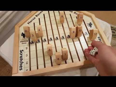 Wooden Horse game part 1
