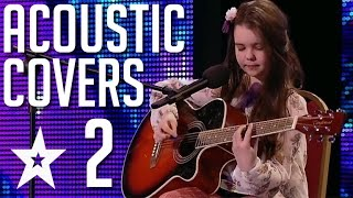 Amazing Acoustic Covers Part 2: Girls Edition