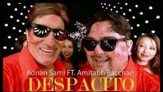 Luis Fonsi Despacito ft  Daddy Yankee   Amitabh Bacchan   Adnan Sami mashup  