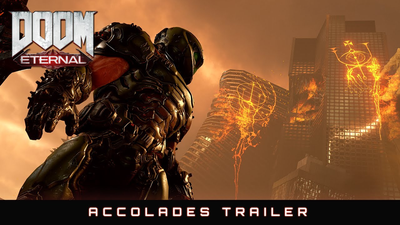 DOOM Eternal - Hell Razed (Accolades Trailer) thumbnail