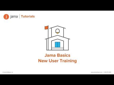 Jama Basics: New User Training tutorial