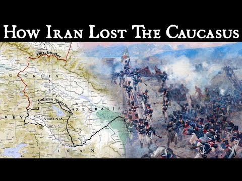 How Iran Lost the Caucasus / History Mini-Documentary