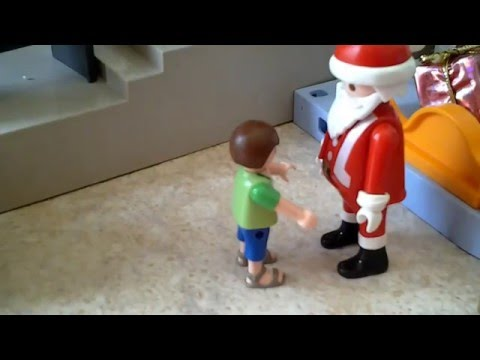 Playmobil: La maison des orphelins (3) et le plus beau des cadeaux