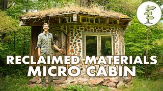 Video Budget Micro Cabin Built with Recycled Materials & Green Roof download MP3, 3GP, MP4, WEBM, AVI, FLV April 2018