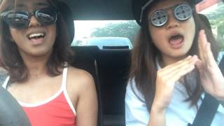 Traffic jam? This is my jam! Singing Ed Sheeran in my car for concert tickets!