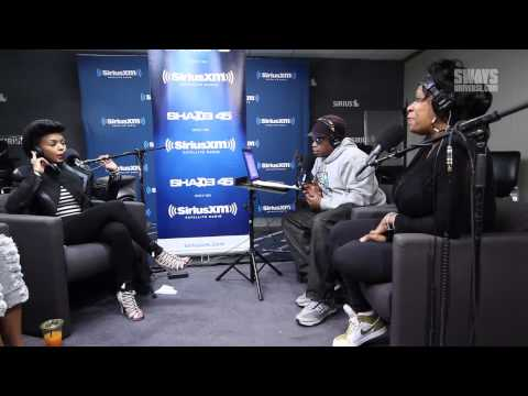 PT. 2 Janelle Monae Sings with Sway & Speaks on her Sexuality