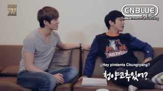 sub espaol cnblue highlights cheongdam dong 111 yongshin vs jongshin yonghwa cut