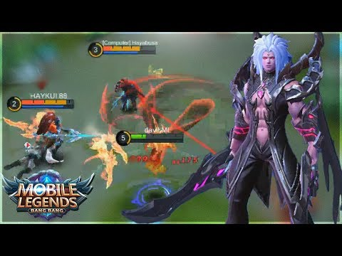 New Hero Martis is INSANELY COOL! Mobile Legends New Hero Martis Gameplay