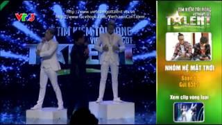 vietnams got talent 2012 - ban ket 3 - nhom he mat troi - ms 5