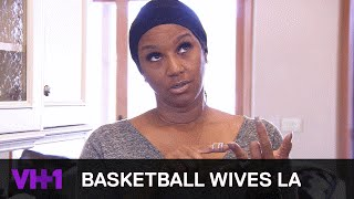 Jackie Christie Gets Stuck With The Crappy Room 'Sneak Peek' | Basketball Wives LA