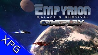 Empyrion - Galactic Survival - First Ever Gameplay Reveal (Space Engineers With Planets)