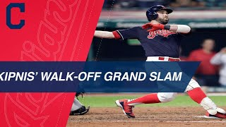 Jason Kipnis gets 1,000th hit on walk-off grand slam