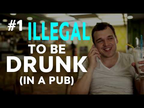 The U.K's  Most Ridiculous Rules!