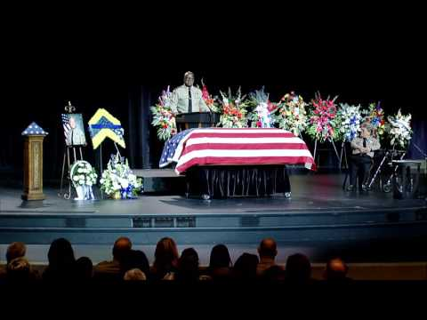 Funeral for Travis County Sheriff's Sgt. Craig Hutchinson