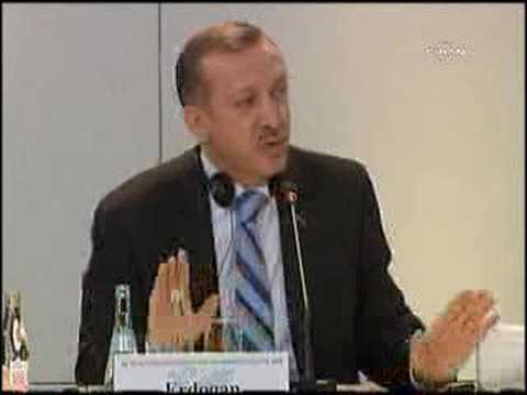 Erdoğan, 'ermeni' sorusuna çok kızdı