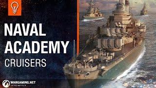 [Naval Academy] Cruisers