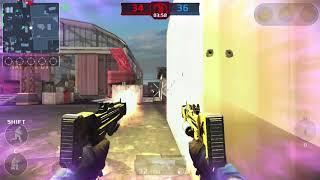 Modern Combat 5  - PARTIDA VIP🤳 (COMENTADA😮 )